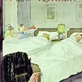 New Yorker December 29 1956painting by Perry Barlow