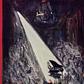 New Yorker March 06 1954 by Ludwig Bemelmans