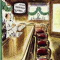 New Yorker March 19, 1955 by Leonard Dove