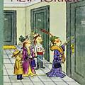 New Yorker November 1 1958 by William Steig