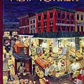 New Yorker November 23 1957 by Ilonka Karasz