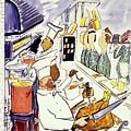 New Yorker November 25 1950 by Ludwig Bemelmans