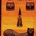 New Yorker October 28 1961 by Anatole Kovarsky