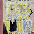 New Yorker October 4 1958 by Perry Barlow