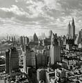 New Your City Skyline by Jon Neidert