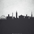 Newcastle England Cityscape 19 by Aged Pixel