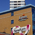 Newham Express by Jez C Self