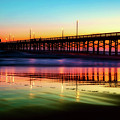 Newport Beach Pier At Sunrise by Unsplash