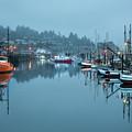 Newport Fishing Boats by Jon Glaser