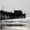 Newport Pier by Paul Velgos