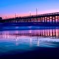 Newport Sunset by Dawn Van Doorn