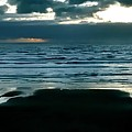 Newport Sunset by Jerry Sodorff