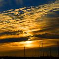 Newport Sunset by Ray Konopaske