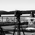 Newscasters by Angus Hooper Iii