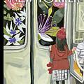 Next Stop Spring by Jenny Kroik