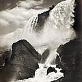 Niagara Falls, C1888 by Granger