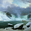 Niagara Falls by Hippolyte Victor Valentin Sebron