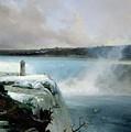 Niagara Falls by Jean Charles Joseph Remond