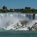 Niagara Falls, New York by Brenda Jacobs