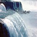 Niagara Falls New York State by Ron Swonger