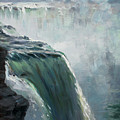 Niagara Falls Ny by Ylli Haruni
