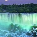 Niagra Falls, Ontario, Canada by Darla Hershey