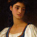 Nicandra by Frederic Leighton