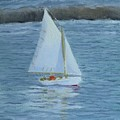 Nice Day For A Sail by Scott W White