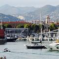 Nice Harbour Life by Rasma Bertz