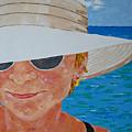 Nice Hat by Art Mantia