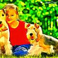 Nice Kids by Leonardo Digenio