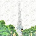 Nice Paris by Yury Bashkin