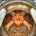 Niche Inlay 2-our Lady Of Victory Basilica by Tammy Wetzel