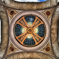 Niche Inlay At Our Lady Of Victory by Tammy Wetzel