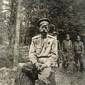 Nicholas II (1868-1918) by Granger