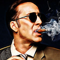 Nicolas Cage Collection by Marvin Blaine