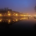 Nieuwekade In Utrecht In The Evening 10 by Merijn Van der Vliet