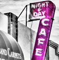 Night And Day Selective Color by Mel Steinhauer