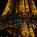 Night At The Eiffel by Susie Weaver