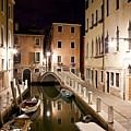 Night Bridge by Marco Missiaja