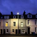 Night Darkens The Street by Evelina Kremsdorf
