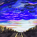 Night Drives #2 by Allison Karczynski