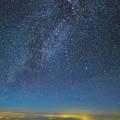 Night Flight by Ralf Rohner