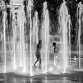 Night Fountain by Gregory Daley  MPSA