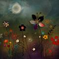 Night Garden by Bernie  Lee