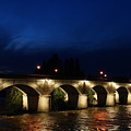 Night In Amboise by Christine Jepsen