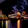 Night In Venice by AngeloSenzaVeli