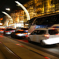 Night In Vienna City by David Birchall