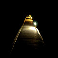 Night Jetty by Andrew Dickman