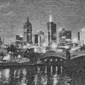 Night Landscape In Melbourne by Ashish Agarwal